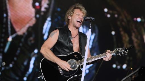 Bon Jovi es el grupo que más recaudó en el 2010