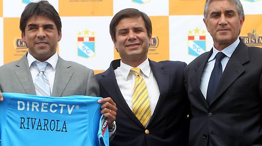 """Presidente de Sporting Cristal habla de """"competencia desleal"""" por fichajes caros"""
