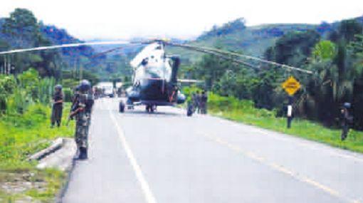 Policía Nacional capturó a cabecilla terrorista 'Sergio' en el Alto Huallaga