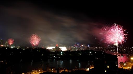 Hola 2011: Australia y otros países de Oceanía ya celebran el Año Nuevo