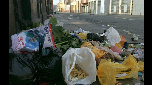Jesús María: recogieron 70 toneladas de basura tras celebraciones de Año Nuevo