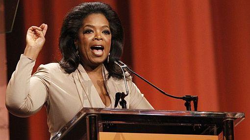Oprah Winfrey lanzó su propio canal de televisión por cable