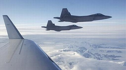 Irán derribó dos aviones espía en el Golfo Pérsico