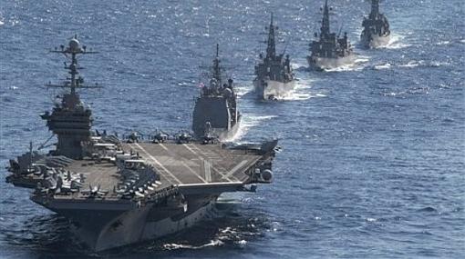 EE.UU.: Marina de Guerra investiga producción videos de contenido sexual y homofóbico en portaaviones