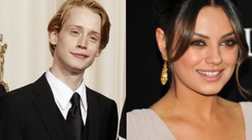 Macaulay Culkin se separó de la bella Mila Kunis tras ocho años de noviazgo