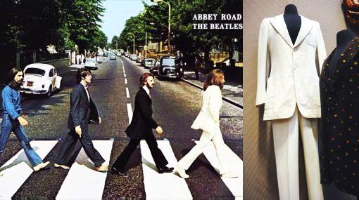 """Traje que John Lennon usó para portada de """"Abbey Road"""" fue subastado por 46 mil dólares"""