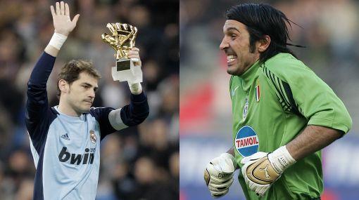 Casillas es el arquero del 2010, pero Buffon es el mejor de la década