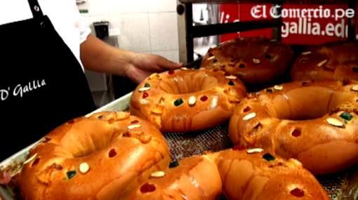 Tradicional pan dulce: aprenda a preparar una rosca de reyes