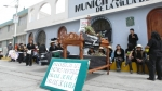 Arequipa: pobladores toman frontis de municipio para impedir ingreso del nuevo alcalde - Noticias de jose olaechea