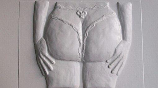 ¿Porno para ciegos? Artista crea imágenes para sentir el erotismo