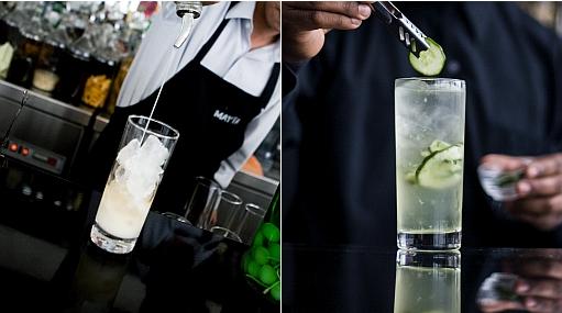 Pisco, hielo, ginger ale y limón: los componentes básicos del chilcano