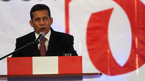 Humala propone pensión para todos los mayores de 65 años