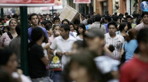 La población del Perú superará en junio los 29 millones 700 mil habitantes