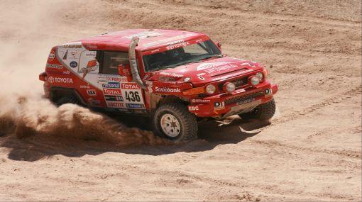 El Perú tendrá tres etapas fijas en el Rally Dakar del 2012