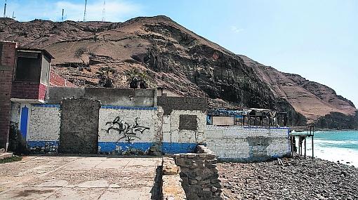 CRÓNICA: Buscan recuperar La Herradura, la playa más emblemática de Lima