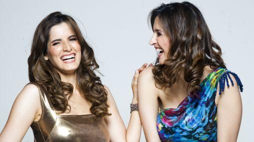 """Astrid Fiedler le da la bienvenida a Antonia del Solar en conducción de """"Oh Diosas!"""""""
