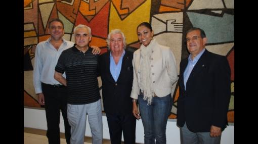 Comisión destacó apoyo del Gobierno a Juegos Bolivarianos