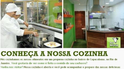Brasil tiene el primer restaurante de comida natural para perros