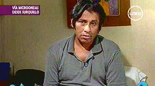 Atropellado por Carlos Cacho le pide al maquillador que pague sus operaciones