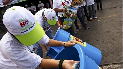 El zancudo del dengue está presente en 26 distritos de Lima