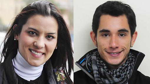 Christopher Gianotti y Úrsula Boza se casaron en privado