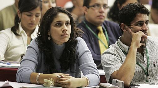 CADE Universitario: jóvenes reclaman soluciones para el país