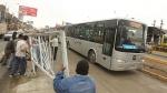 VIDEO: imprudencias y dificultades de peatones para cruzar vía del Metropolitano - Noticias de fernando revilla