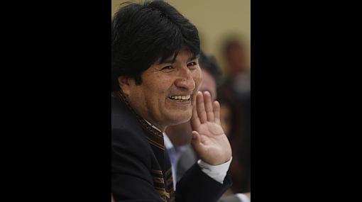 """Evo Morales: """"Bolivia no esperará un siglo para recuperar salida al mar"""""""