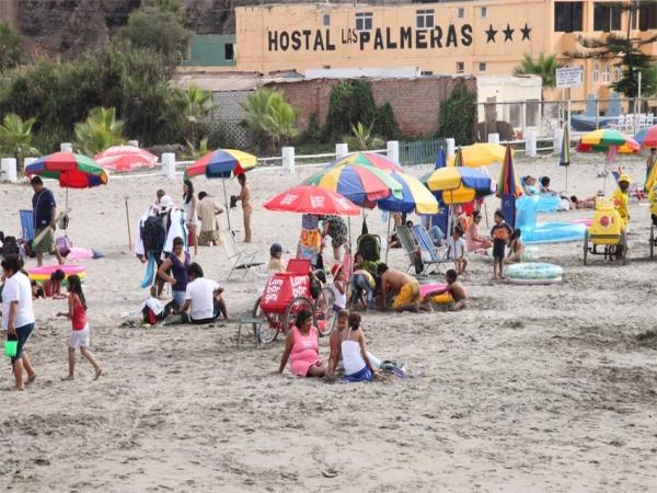 Así se disfruta del sol y el mar en Cañete
