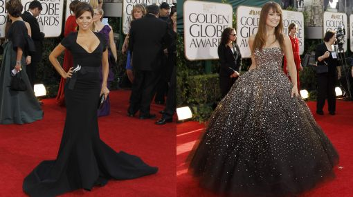 Eva Longoria y Olivia Wilde deslumbran en la alfombra roja