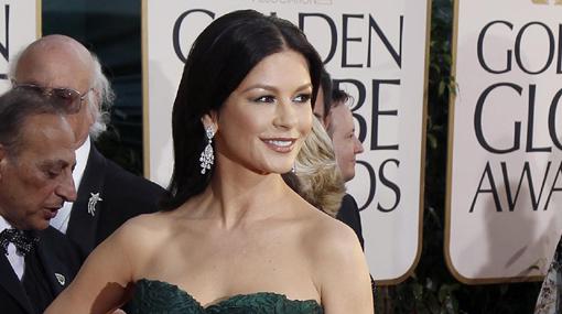 FOTOS: las actrices más hermosas de Hollywood en los Globos de Oro