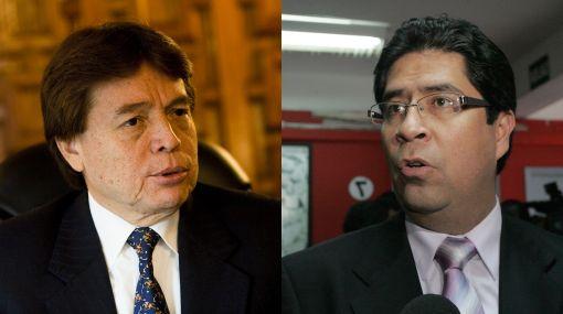 Dirigentes apristas se dividen entre Aráoz y Del Castillo