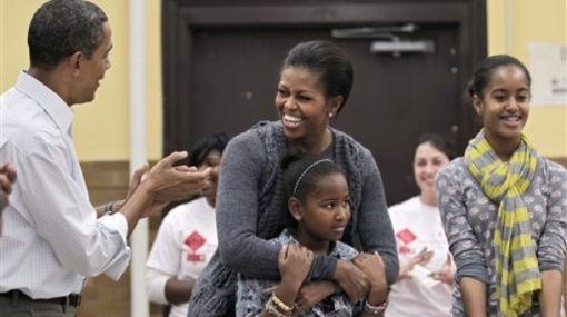 Michelle Obama cumplió 47 años conmemorando a Martin Luther King
