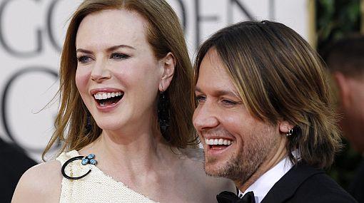 Nicole Kidman y Keith Urban tuvieron su segunda hija