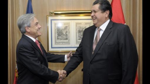 García viajará a Chile acompañado por titulares del PJ y el Congreso