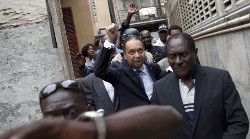 Detuvieron al ex dictador haitiano Jean-Claude Duvalier