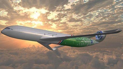 FOTOS: los aviones del 2025, según la NASA