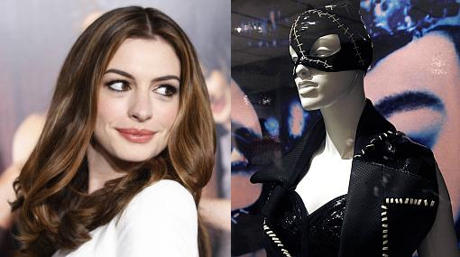 """Anne Hathaway será 'Gatúbela' en la nueva película de """"Batman"""""""