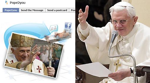 """Papa le dio su bendición a las redes sociales pero pidió ser """"auténticos"""""""