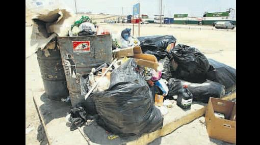 Paita: recogen 2,6 toneladas de basura de tres balnearios en 72 horas