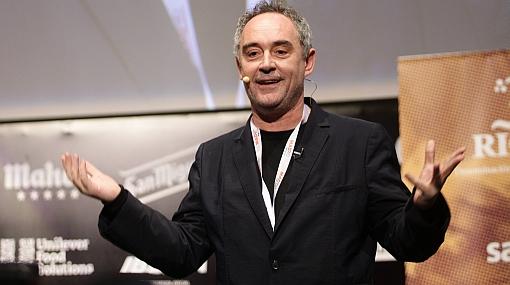 Ferrán Adrià presentará elBullifoundation en Mistura 2011
