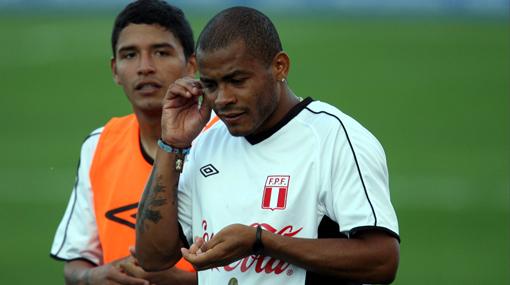 Wilmer Aguirre estará en el amistoso ante Panamá