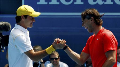 Nadal y Federer se enfrentarán en el Másters 1000 de Miami