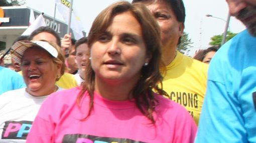 Marisol Pérez Tello prefiere a Bedoya en vez de Alcorta en lista al Congreso