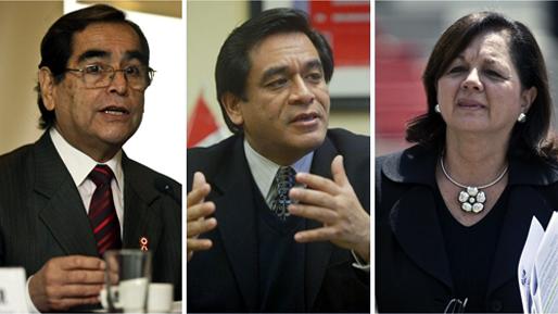 Tres ministros cuestionaron planteamientos de Alejandro Toledo