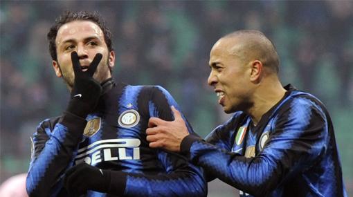 La casa se respeta: Inter volteó el partido y venció 3-2 a Palermo