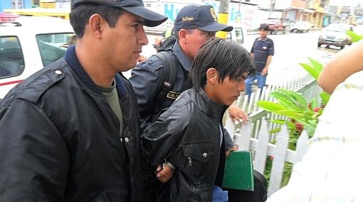 En Satipo piden pena de muerte para sujeto que violó a hija de 7 meses
