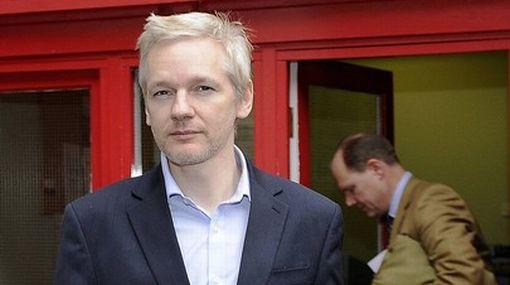 Julian Assange presentó apelación contra su extradición a Suecia