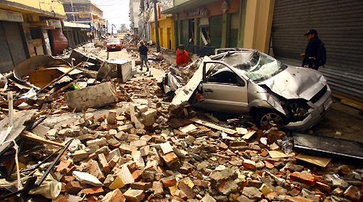 Chile puede sufrir otro terremoto casi tan fuerte como el del 2010