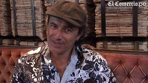 """Carlos Alcántara a los artistas: """"La política no es un juego"""""""